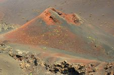 Free Volcanic Crater Royalty Free Stock Images - 20043739