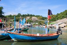 Free Fishing Village Royalty Free Stock Images - 20043929