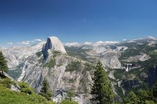 Free Half Dome Royalty Free Stock Image - 20044516