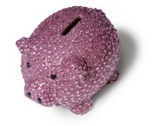 Free Piggy Bank Stock Photography - 20045542