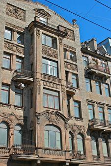 Free Saint Petersburg Art Deco Stock Images - 20045774