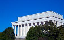 Free Lincoln Memorial, Washington D.C., USA Royalty Free Stock Photos - 20045808