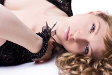 Free Single Beautiful Woman Stock Photos - 20046343