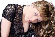 Free Single Beautiful Woman Stock Images - 20046344
