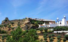 Free Landscape Of Alegrete Village, Portugal. Stock Photos - 20046713