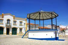 Free Landscape Of Alegrete Square. Royalty Free Stock Photos - 20046728