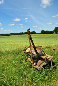Free Farming In Frane Stock Image - 20047351