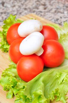 Free Fresh Vegetables Stock Image - 20047481