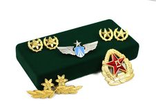 Free Sign And Symbols Of Chinese Air Force Stock Photos - 20048703