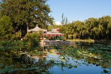 Free Chinese Garden Stock Photography - 20048862