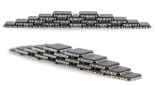 Free Integrated Circuits Royalty Free Stock Image - 20049686