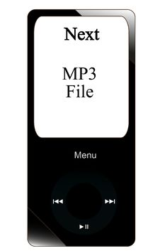 Free Black Mp3-player Royalty Free Stock Image - 20049736