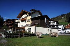 Free A Mountain Farm In  Tyrol Stock Images - 20049774