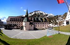 Free St. Christoph Pass Stock Images - 20049824