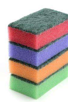 Free Sponge Stock Image - 20049911
