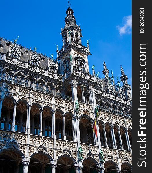Kings house, Grand Place, Brussels, Belgium