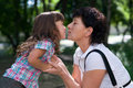 Free Grandmother And Granddaughter Royalty Free Stock Photo - 20053235