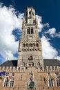 Free Belfry In Brugge, Belgium Stock Image - 20055521