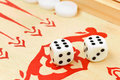 Free Backgammon Dices Royalty Free Stock Images - 20055799