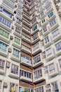 Free Packed Hong Kong Housing Royalty Free Stock Photo - 20056035
