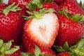 Free Fresh Red Strawberries Royalty Free Stock Photo - 20058075