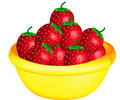 Free Red Strawberries Royalty Free Stock Photo - 20058775