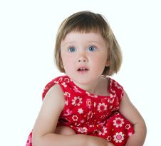 Free Little Girl Royalty Free Stock Photography - 20050657