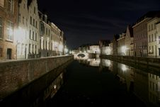 Free Travel In Brugge Royalty Free Stock Photography - 20050697