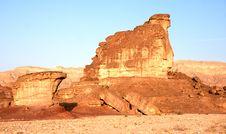 Free Travel In Arava Desert Stock Photo - 20050710