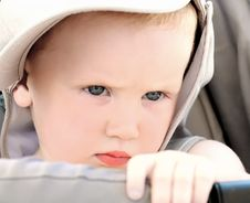 Free Thoughtful Kid Royalty Free Stock Images - 20050969