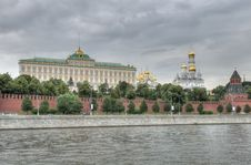 Free Moscow Kremlin. Russia Stock Images - 20052154