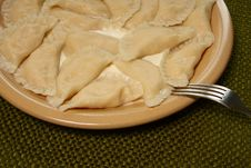 Free Dumplings Royalty Free Stock Photo - 20052255
