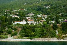 Free Traditional Village On Mount Athos Stock Images - 20053384
