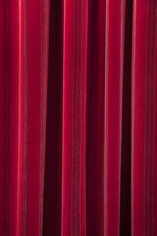 Free Red Curtain Stock Photos - 20053543