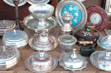 Free Anatolian Decorative Object Royalty Free Stock Image - 20054606