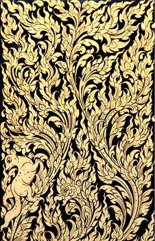 Free Thai Art Stock Photos - 20054643