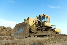 Free Digger Royalty Free Stock Image - 20054996