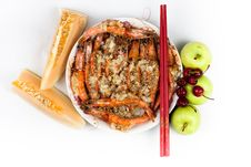 Free Chinese Food Royalty Free Stock Photos - 20055028