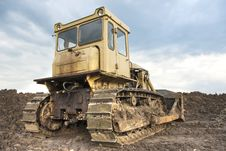 Free Digger Royalty Free Stock Photo - 20055065