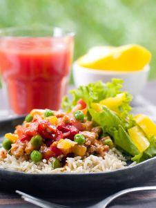 Free Rice Royalty Free Stock Images - 20055429