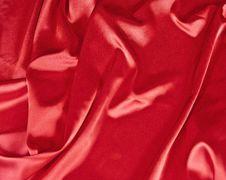 Free Red Satin Background Stock Photos - 20055583
