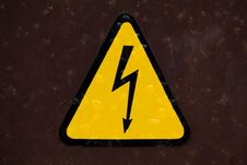 Free High Voltage Stock Photography - 20056212