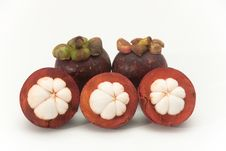 Free Mangosteen Stock Photo - 20057290
