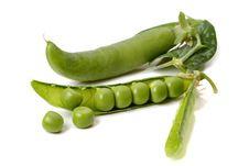 Free Green Peas Royalty Free Stock Photos - 20057448