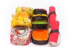 Free Sushi Stock Photo - 20057510