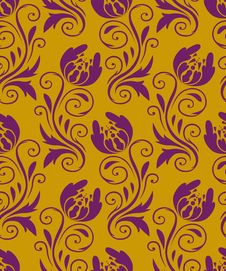 Free Seamless Pattern Royalty Free Stock Images - 20057629