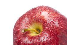 A Red Delicious Apple Stock Photos