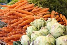 Free Fresh Vegetables Stock Image - 20058111