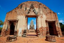 Free Temple Of Thailand Royalty Free Stock Photography - 20058247