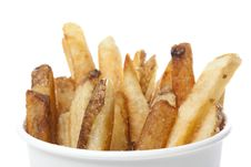 Free A Group Of Hot French Fries Stock Image - 20058471
